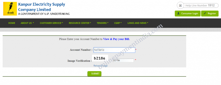 KESCO Online Bill Payment – View, Download and Pay Kanpur Electricity Bill