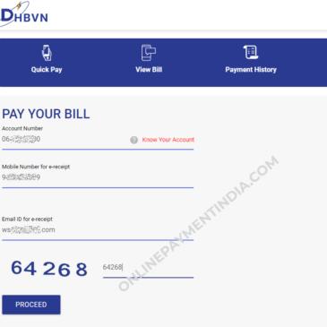 DHBVN Bill Payment