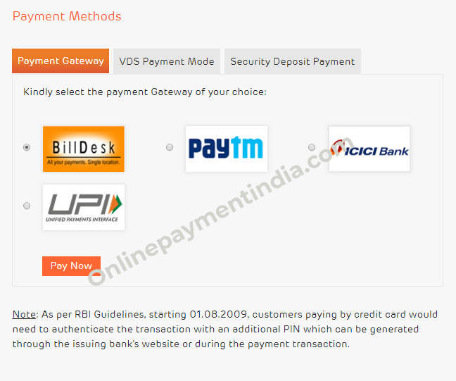 Adani Electricity Quick Bill Payment