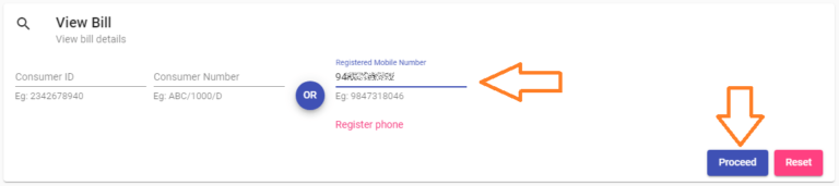 How to Find KWA Consumer Number, Consumer ID and Usage Using Your Mobile Number